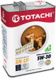 TOTACHI Gasoline Ultima EcoDrive L Fully Synthetic SN/CF  5W-30  (4л.)