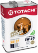 TOTACHI Gasoline Grand Touring Fully Synthetic  SN  5W-40  (4л.)