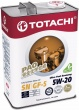 TOTACHI Gasoline Ultra Fuel  Fully Synthetic  SN 5W-20  (4л.)