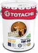 TOTACHI Gasoline Ultima EcoDrive L Fully Synthetic SN/CF  5W-30  (20л.) АКЦИЯ-ПОДАРОК !!!