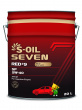S-oil  SEVEN  RED9  SP 5W40  100%  синтетика  (20л.)