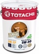 TOTACHI Gasoline Ultima EcoDrive F Fully Synthetic SN/CF  5W-30  (20л.) АКЦИЯ-ПОДАРОК!!!