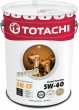 TOTACHI Gasoline Grand Touring Fully Synthetic  SN  5W-40  (20л.) АКЦИЯ-ПОДАРОК !!!