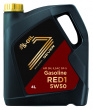S-oil  SEVEN  RED1  SN 5W50 синтетика  (4л.)