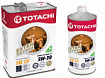 TOTACHI Gasoline Ultima EcoDrive F Fully Synthetic SN/CF  5W-30  (4л.) + (1л.)